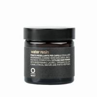 Моделираща вакса за коса на водна основа OWAY Water Resin 50 мл