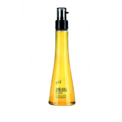 Еликсир за коса с арган и кератин pH Laboratories Argan&Keratin Elixir 100 мл