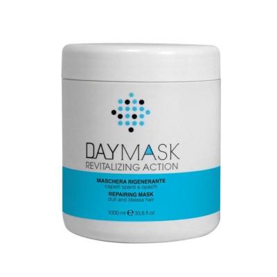 Възстановяваща маска с млечни протеини и аромат на сладолед Punti Di Vista Repairing Mask 1000 мл