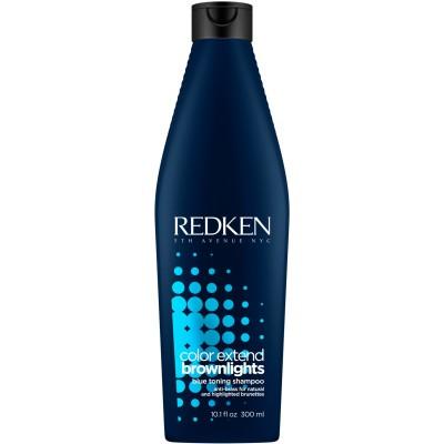 Шампоан за подчертаване на цвета при брюнетки Redken Color Extend Brownlights Shampoo 300 мл