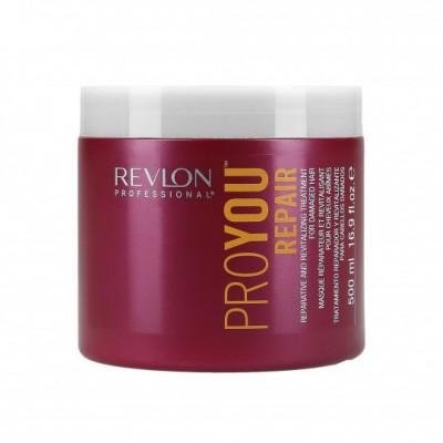 Възстановяващ маска с кератин Revlon Professional Pro You Repair 500 мл
