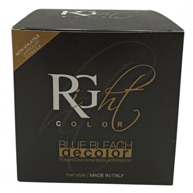 Прахообразен обезцветител за коса Right Color Blue Bleach Decolor 500 гр.