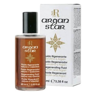 Еликсир с арганово масло и кератин RR Line Argan Star 60 мл